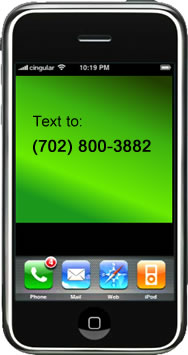 Text a question to UNLV. Image courtesy Vincent Huang via Flickr (Creative Commons license).