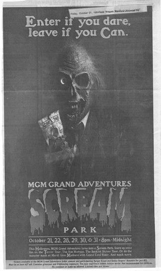 MGM Halloween 1994